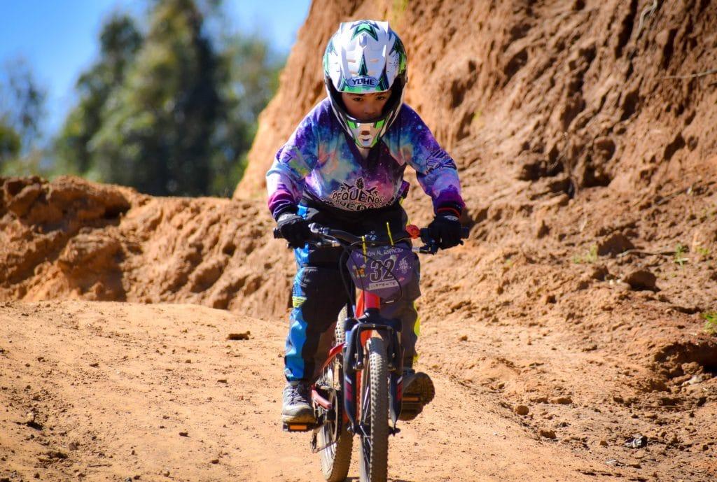 bicicleta-niño-carrera-concepcion-chile